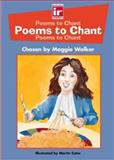 Poems to Chant, Maggie Walker and Val Davis, 1853468940