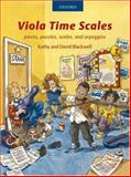 Viola Time Scales : Pieces, Puzzles, Scales, and Arpeggios, , 0193358948