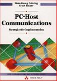 PC-Host Communications, Gohring, Hans-George and Jasper, Erich, 0201568942