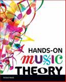 Hands-On Music Theory, Wentk, Richard, 1305108949