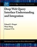 Deep Web Query Interface Understanding, Dragut, 1608458946