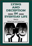 Lying and Deception in Everyday Life, , 0898628946