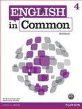 English in Common 4 Workbook, Saumell, Maria Victoria and Birchley, Sarah Louisa, 0132628945