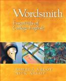 Wordsmith : Essentials of College English, Arlov, Pamela and Arlov, Nick, 0130488941