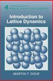 Introduction to Lattice Dynamics 9780521398947