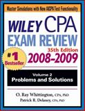 Problems and Solutions, Delaney, Patrick R. and Whittington, O. Ray, 0470278943