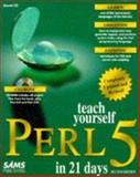 Teach Yourself Perl 5 in 21 Days, Till, David, 0672308940