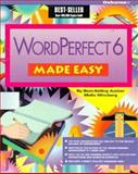 WordPerfect 6 Made Easy, Mincberg, Mella, 0078818958