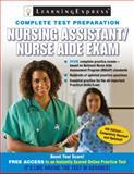 Nursing Assistant / Nurse Aide Exam, Learning Express Llc, 1576858952