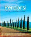 Percorsi : L'Italia Attraverso la Lingua e la Cultura, Italiano, Francesca and Marchegiani, Irene, 020599895X