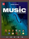 Music: an Appreciation with Connect Plus W/learnsmart 1 Term Access Card, Kamien, Roger, 1259288951