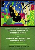Concise History of Western Music, Hanning and Burkholder, J. Peter, 0393928950