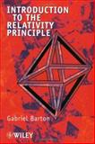 Introduction to the Relativity Principle, Barton, Gabriel, 0471998958