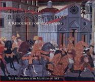 The Art of Renaissance Europe 9780300088953