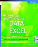 Accessing and Analyzing Data with Microsoft Excel, Cornell, Paul, 073561895X
