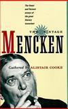 The Vintage Mencken, H. L. Mencken, 0679728953