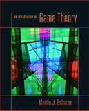 An Introduction to Game Theory, Osborne, Martin J., 0195128958
