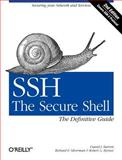 SSH, the Secure Shell : Securing Your Network and Services, Barrett, Daniel J. and Silverman, Richard E., 0596008953
