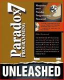 Paradox 7 Programming Unleashed 9780672308956