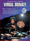 Ultimate Play-along Drum Trax Virgil Donati, Virgil Donati, 0739038958