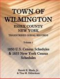 Town of Wilmington, Essex County, New York : Transcribed Serial Records, Hinds, Harold E., Jr. and Didreckson, Tina M., 1585498955