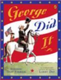 George Did It, Suzanne Tripp Jurmain, 0142408956