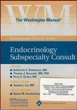 Endocrinology Subspecialty Consult for PDA, Henderson, Katherine E. and Baranski, Thomas J., 078174895X