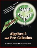 Algebra 2 and Pre-Calculus, Aejeong Kang, 0989368955