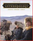 Introducing Cultural Anthropology with PowerWeb, Lenkeit, Roberta Edwards, 0073258954