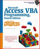 Microsoft Access VBA Programming for the Absolute Beginner, Vine, Michael, 1133788955