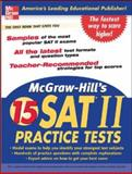 McGraw-Hill's 15 Practice SAT Subject Tests, McGraw-Hill Education, 007146896X
