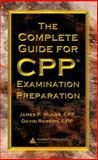 The Complete Guide for CPP Examination Preparation, Muuss, Cpp, James P and Rabern, Cpp, David, 0849328969