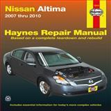 Nissan Altima, 2007 Thru 2010, John Haynes, 1563928965
