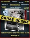 Crime Scene, Richard Platt, 0756618967