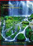 Chemistry of the Environment, Spiro, Thomas G. and Stigliani, William M., 0137548966