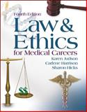 Law and Ethics for Medical Careers, Judson, Karen and Harrison, Carlene, 0073018961