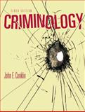 Criminology, Conklin, John E., 0205608965