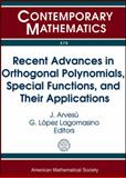 Recent Advances in Orthogonal Polynomials, Special Functions, and Their Applications, , 0821868969