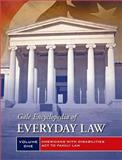 Gale Encyclopedia of Everyday Law, , 1414498969