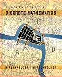 Introduction to Discrete Mathematics, Hirschfelder, Rosemary and Hirschfelder, John, 0534138969