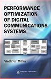 Performance Optimization of Digital Communication Systems, Mitlin, Vladimir, 0849368960