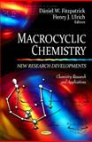 Macrocyclic Chemistry: New Research Developments, , 1608768961