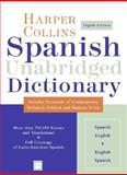 Spanish Dictionary, HarperCollins Publishers Ltd. Staff, 0060748966