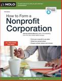 How to Form a Nonprofit Corporation (National Edition), Attorney, Anthony Mancuso, 1413318967