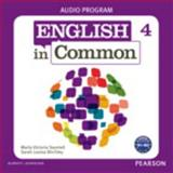 English in Common 4 Audio Program (CDs), Saumell, Maria Victoria and Birchley, Sarah Louisa, 0132628961