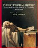 Modern Political Thought : Readings from Machiavelli to Nietzsche, , 0872208974
