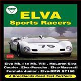Elva Sports Racers, R. M. Clarke, 1855208970