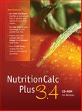 NutritionCalc Plus 3.4, ESHA Research, 007746897X