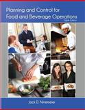 Planning and Control for Food and Beverage Operations, Ninemeier, Jack D. and American Hotel and Lodging Educational Institute Staff, 0133418979