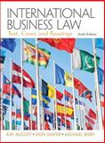 International Business Law, August, Ray A. and Mayer, Don, 0132718979